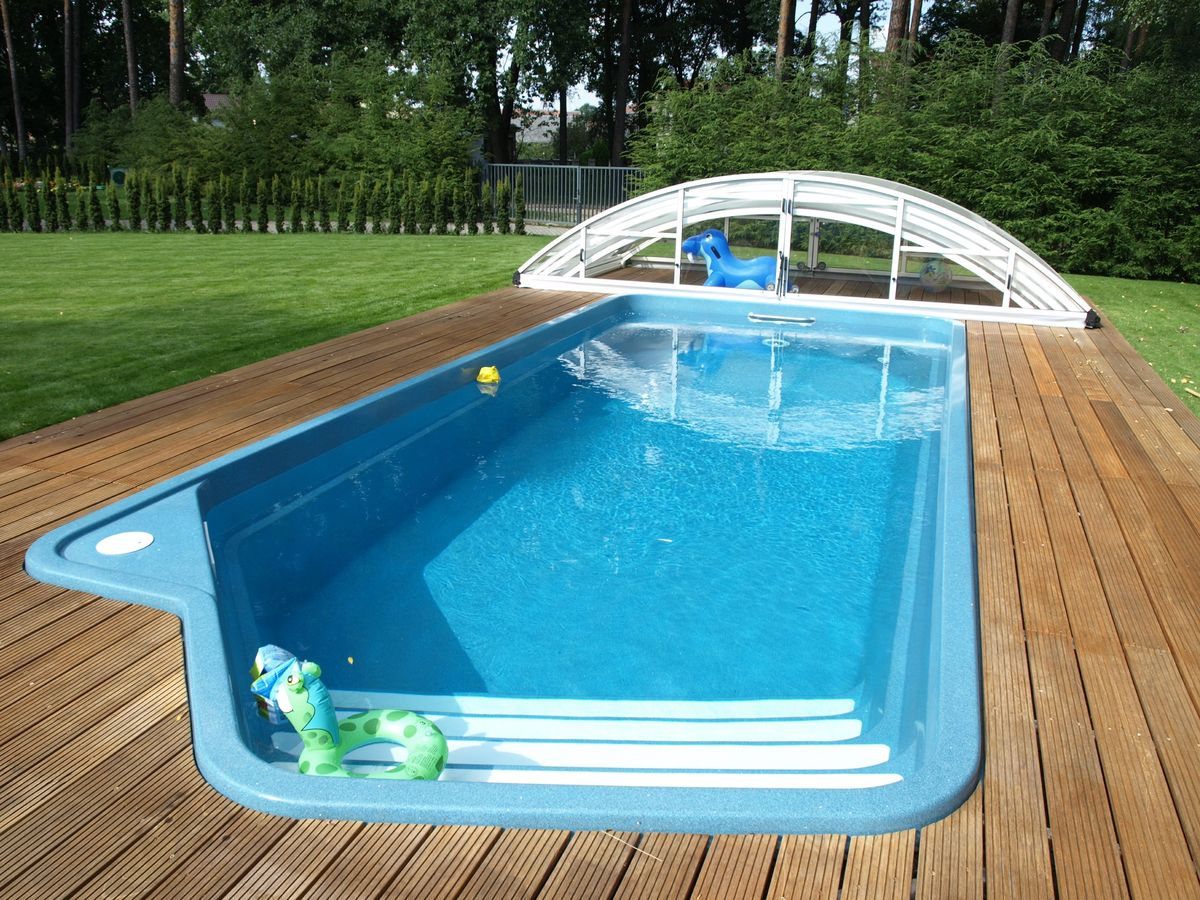 Swimming pool blog for On ground pool designs