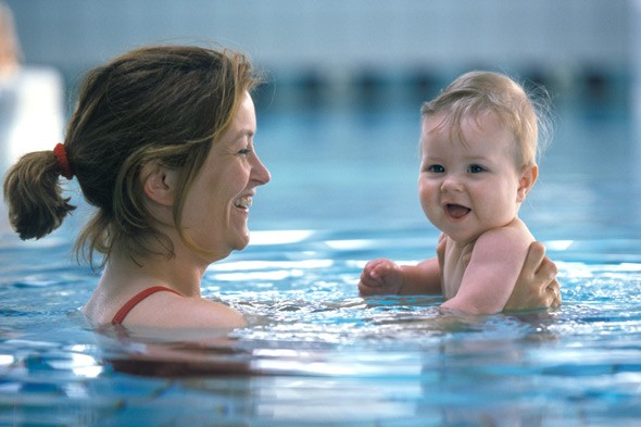 Best tips for swimming with your baby jc soon pools 3 month old baby swimming pool