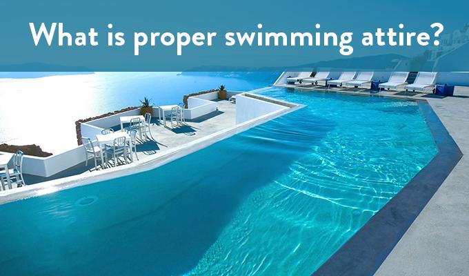 What Is Proper Swimming Attire Jc Soon Pools