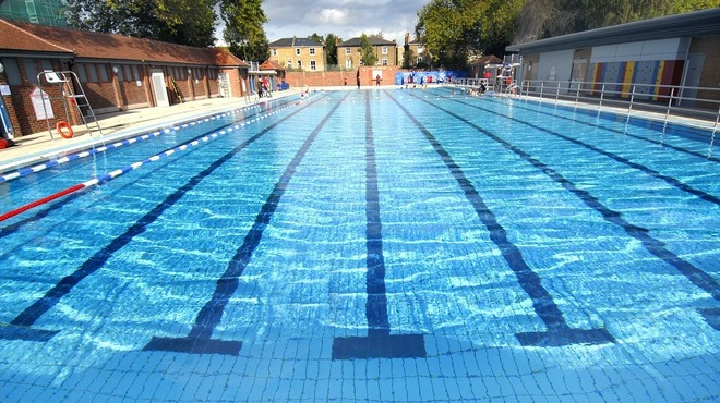 What is proper swimming attire jc soon pools for Female only swimming pool london