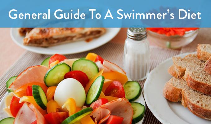 swimmer's diet