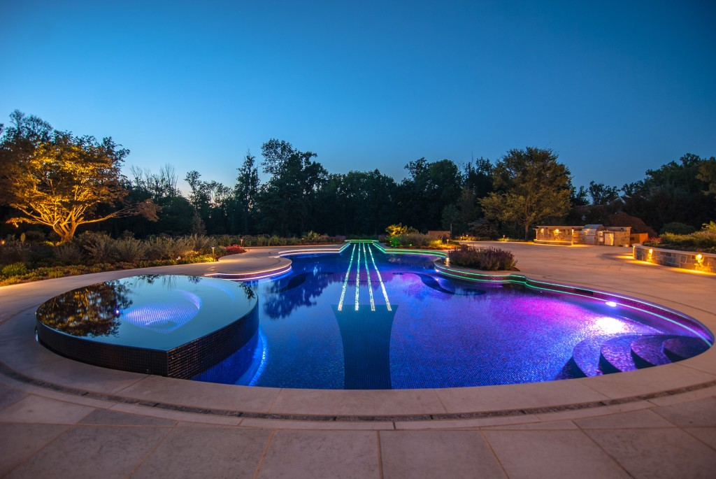 pool builder Oklahoma City